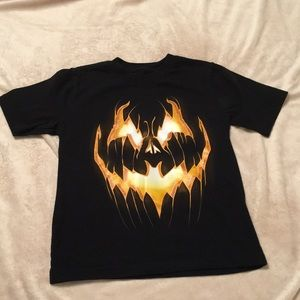 Other - Boy Halloween Glow in Dark Tee